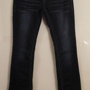 5048... Grace Bootcut Jeans Size 27